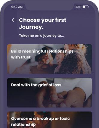 genius app journeys