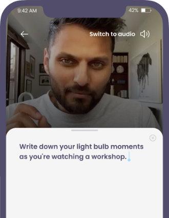 genius app journey notes
